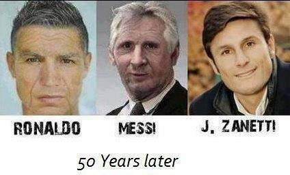 Zanetti 50 years