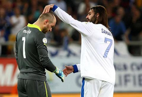 Greece-Slovakia