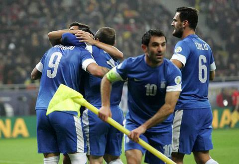 Romania-Greece