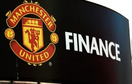 Manchester United Finance 2012-2013