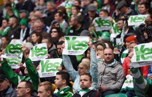 Celtic Yes vote