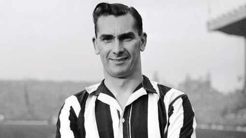 Jackie Milburn, Newcastle United