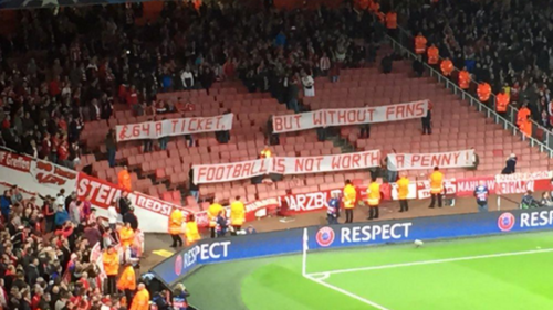 Bayern protest