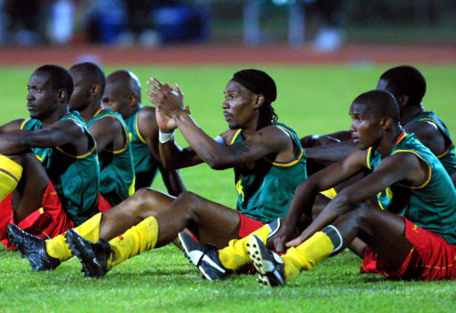 Cameroon Senegal
