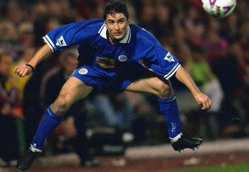 Theo Zagorakis-Leicester City -stock Season 98/99 Pic:Peter Bennett/Action Images
